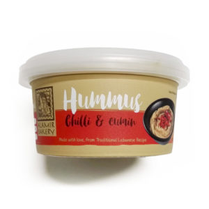 Hummus - Chilli and Cumin