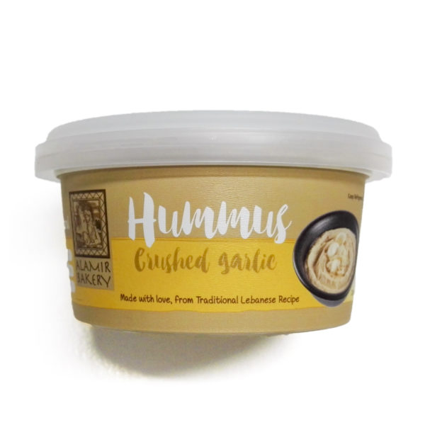 Hummus - Crushed Garlic