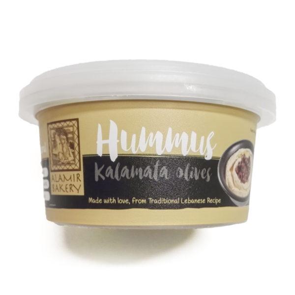 Hummus - Kalamata Olives