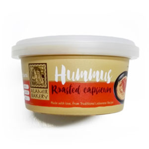 Hummus - Roasted Capsicum