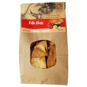 Pita Chips - Chilli and Lime