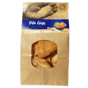Pita Chips - Sea Salt