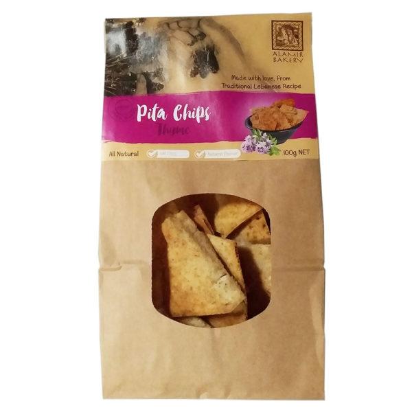 Pita Chips - Thyme