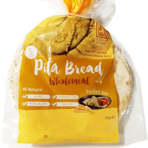 Pita Bread - Wholemeal Pocket